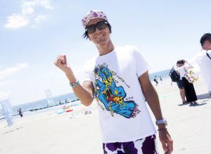 由比ヶ浜イベント